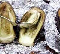 Berenjenas rellenas de calabaza y anchoas (3)