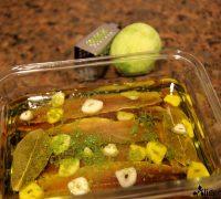 Torrijas de tomate con sardinas (3)