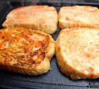 Torrijas de tomate con sardinas (6)