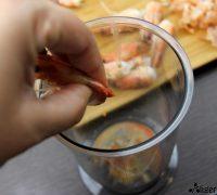 Ensalada de lentejas y langostinos (3)