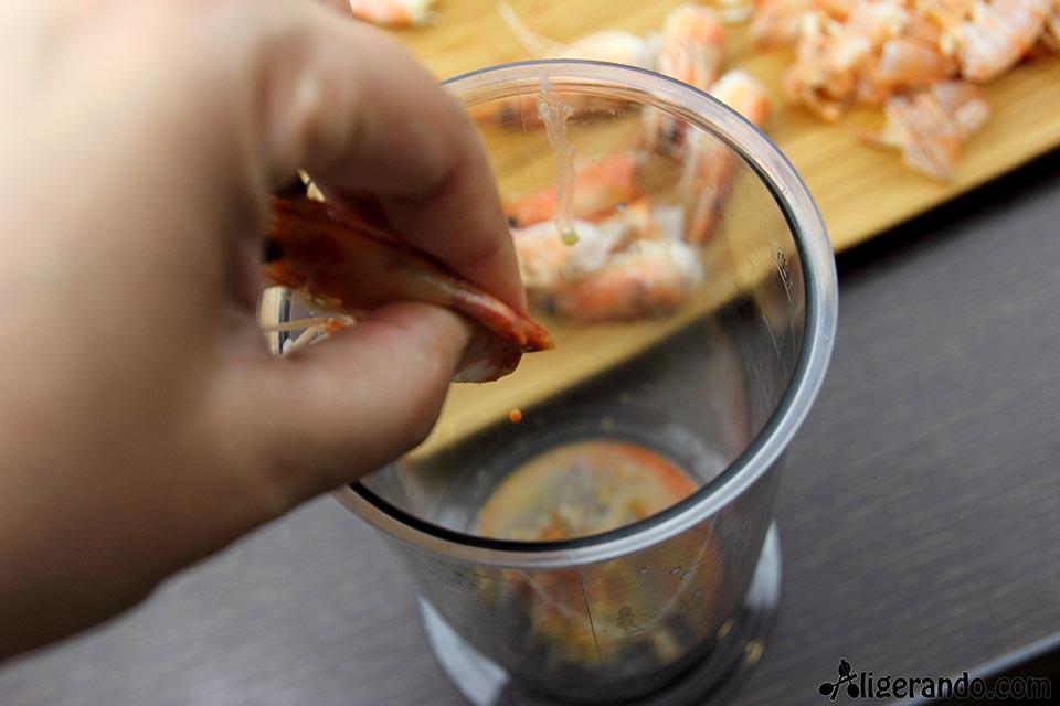 Ensalada de lentejas y langostinos, ensalada, lentejas, langostinos, legumbres, judías verdes, tomate, tomates cherry, aligerando, receta baja en calorías, recipe, receta, recetas, cocina ligera, receta baja en grasa, receta con número de calorías, calorías, receta calorías, cocina sana, receta sana, receta rica y sana, rico, sano, saludable, cocina ligera, receta light, light, receta rápida, receta fácil, receta saludable, sin gluten, sin lactosa, receta tupper, receta táper, recetas verano, receta verano, receta fría, recetas frías.