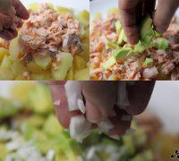 Ensaladilla de salmón y aguacate (5)