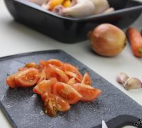 Pollo asado a la naranja (2)