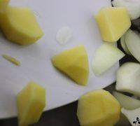 Crema de brócoli y manzana (3)