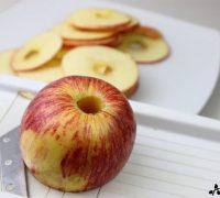 Milhojas de manzana con codorniz en escabeche (1)