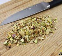 Milhojas de manzana con codorniz en escabeche (3)