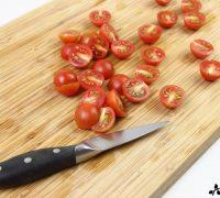 Pasta en salsa de tomatitos cherry (2)