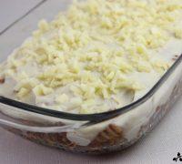 Pasta gratinada con bechamel de coliflor (6)