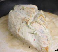 Pollo en salsa de cacahuete (6)