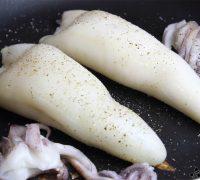 Calamares rellenos con patatas, alcaparras y toque cítrico (6)