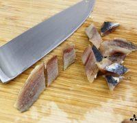 Ensalada de sardinas, pepino y mango (6)