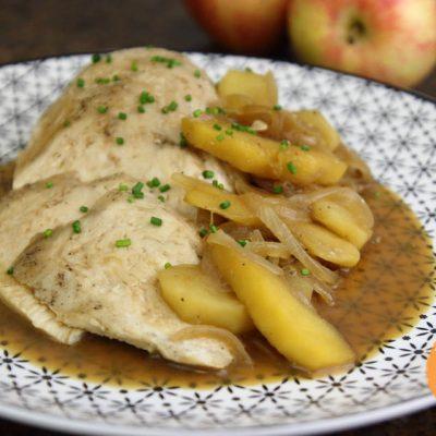 Pollo con cebolla y manzana, receta con pollo, pollo, pechuga de pollo, receta con cebolla, cebolla, receta con manzana, manzana, aligerando, restando calorías, recipe, receta,recipes, recetas,cocina ligera, receta con número de calorías, calorías, receta calorías, cocina sana, receta sana, receta rica y sana, rico, sano, saludable, healthy, healthy food, receta light, light, receta saludable, receta fácil, adelgazar, adelgazar comiendo, comida real, real food, receta rápida, receta paso a paso, sin lactosa, sin gluten, gluten free,receta para perder peso, recetas perder peso, receta perder peso,receta baja en grasa,receta baja en calorías,receta tupper, receta táper, tupper, táper,receta para dos, para 2.