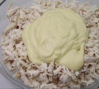 Milhojas de manzana y pollo (2)