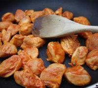 Pollo al pimentón con bechamel de coliflor (6)
